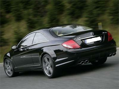 Chiptuning Mercedes W216 CL63 AMG 514PS !!VMAX offen!!
