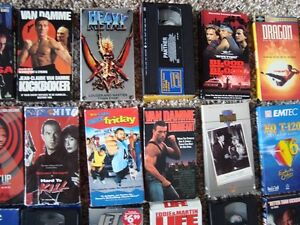 Lot of 58 Assorted VHS Tapes -Selling All for $27.00 or $2.00/Ea Kitchener / Waterloo Kitchener Area image 3