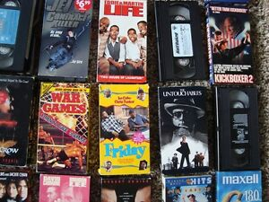 Lot of 58 Assorted VHS Tapes -Selling All for $27.00 or $2.00/Ea Kitchener / Waterloo Kitchener Area image 5