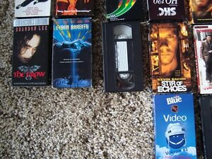 Lot of 58 Assorted VHS Tapes -Selling All for $27.00 or $2.00/Ea Kitchener / Waterloo Kitchener Area image 8