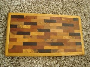 Custom Made Solid Wood Cutting Board