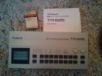 Roland TR626 Vintage Drum Machine
