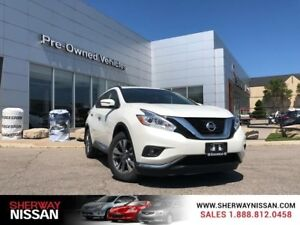2017 Nissan Murano SV awd, only 96kms,priced to sell!