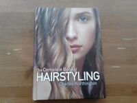 The complete book by hairstyling by Charles Worthington. New. £3 Hackney E5 , East London