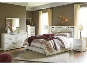 """ASHLEY & IMPORT"" clearance bed sale"
