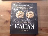 New Italian Cooking book. New. Now £3 only. Hackney E5, East London