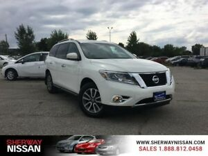 2014 Nissan Pathfinder,7 passenger awd, accident free ,only 6800