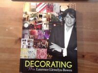 Design Book Decorating with Laurence Llewelyn-Bowen. £3. Hackney, East London