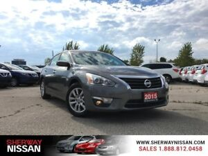 2015 Nissan Altima,one owner accident free trade! No reasonable