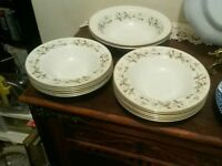 ROYAL DOLTON DINNER PLATES