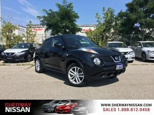 2013 Nissan JUKE sv awd,accident free only 50800kms!