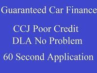Peugeot 308 1.6HDi ( 90bhp ) S GUARANTEED CAR FINANCE NO DEPOSIT
