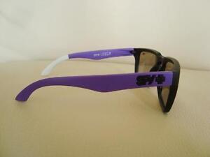 "Spy Mens Sunglasses Helm ""Block"" Black / Purple- Brand New Kitchener / Waterloo Kitchener Area image 1"