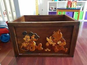 Solid Wood Character Toybox Werribee Wyndham Area Preview