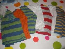 Boys 3-6 month clothes, lovely condition from pet and smoke free,bundle or can sell separately,