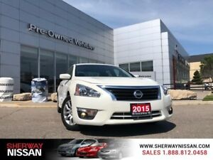 2015 Nissan Altima, one owner accident free trade, only 45000kms