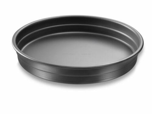 Exact Stack® Deep Dish Pizza Stackable Pans Bundy Chicago Metallic Glazed 75012