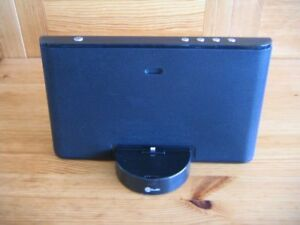 IN STUDIO DOCKING STATION/SPEAKERS For iPod,+ Adapter