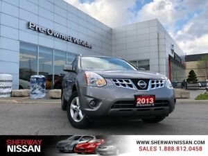 2013 Nissan Rogue SE AWD,one owner accident free trade,only 5100