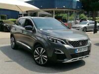 2019 Peugeot 3008 SUV 1.2 PureTech GT Line Premium (s/s) 5dr SUV Petrol Manual