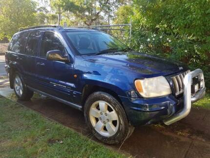 Jeep Grand cheroke limited edition 2004