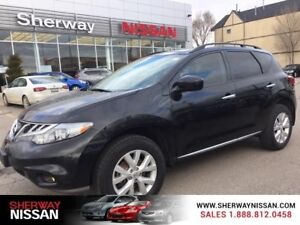 2013 Nissan Murano AWD 4dr SV,one owner trade,no reasonable offe