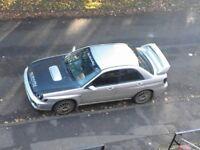 Subaru Impreza wrx replica. 2.0l non turbo.
