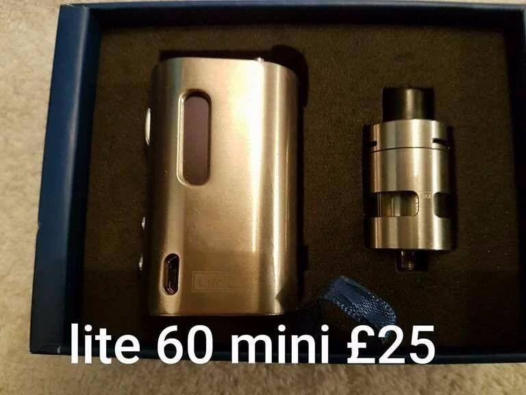 Lite 60 mini Silver