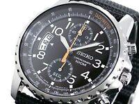 Cronografo Al Quarzo Seiko Military Snn079p2 Snn079 Man Watch -  - ebay.it