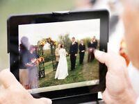 Live Stream your Wedding Ceremony!