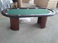table Poker neuve