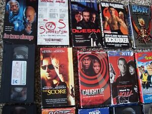 Lot of 58 Assorted VHS Tapes -Selling All for $27.00 or $2.00/Ea Kitchener / Waterloo Kitchener Area image 2