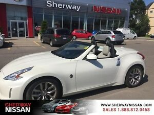 2013 Nissan 370Z 2dr Roadster Man Touring w/Black Top