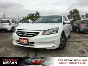 2012 Honda Accord Sedan SE,only 65000km and accident free,priced