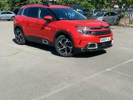 image for 2020 Citroen C5 Aircross 1.5 BlueHDi Flair EAT8 (s/s) 5dr Auto SUV Diesel Automa