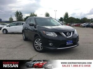 2014 Nissan Rogue,low km accident free awd SL,priced to sell!