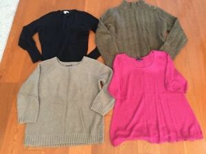 Ladies sweaters sm/med