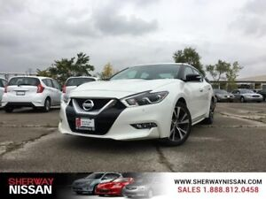 2017 Nissan Maxima,accident free,leather ,navigation,priced to s