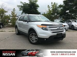 2015 Ford Explorer XLT,leather ,Navi only 67000km