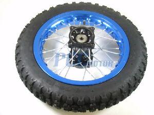 12-034-BLUE-REAR-RIM-WHEEL-HONDA-SDG-COOLSTER-107-110-125cc-12mm-I-WM07B