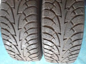 Winter Tires - Hankook Winter Pike Snow Tires 205/60/R15