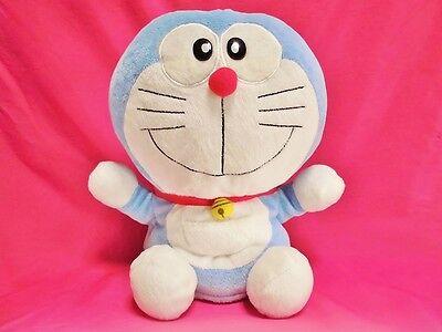 "Very Rare Cute ♪ Doraemon 10"" Plush Doll Puppet Stuffed Japan Anime Manga"