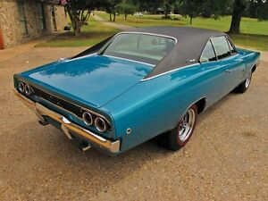 Wanted: to Buy a 1968, 1969, 1970 Dodge Charger R/T