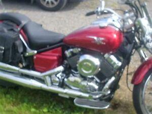 v star 650 motorcycle