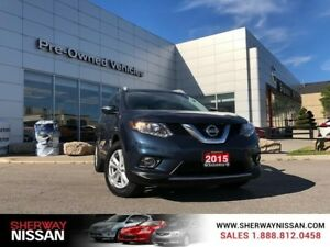 2015 Nissan Rogue SV awd ,low km accident free Rogue.Priced to s