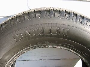 Set of 4 Hankook Dynapro AT M & S Truck Tires Used Kingston Kingston Area image 5