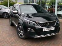 2018 Peugeot 3008 SUV 2.0 BlueHDi GT EAT (s/s) 5dr Auto SUV Diesel Automatic