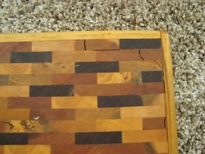Custom Made Solid Wood Cutting Board Kitchener / Waterloo Kitchener Area image 4