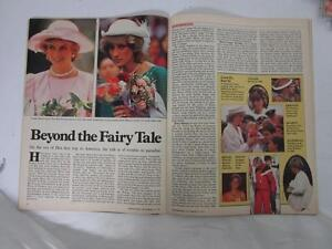 OLD LIFE MAGAZINES NEWSWEEK COLD WAR 1980'S REAGAN LADY DIANA West Island Greater Montréal image 4