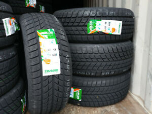 New 235/55R17 winter tires, $460 for 4, tax in, On Sale